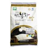 2018년산 [햅쌀] 파인토피아 친환경 (현미) 10kg