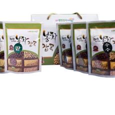 [봉화보곡]잡곡선물세트 1호(200g* 5개)