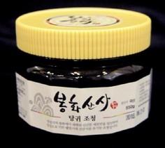 봉화산사 당귀 조청 550g