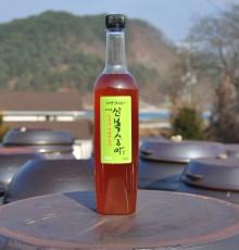 청량애 산복숭아 발효원액 750g