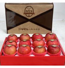 [선물용]대왕 부사(미얀마) 5kg(12과)껍질째 먹는 山사과  10+1 덤행사