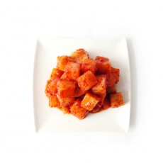해썹 인증 국산 농산물 100% 봉화 청량산 깍두기 5kg / 10kg