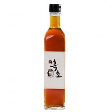천연 발효 현미 흑초 (3년 숙성) 500ml  개인결제용 벌크 10리터