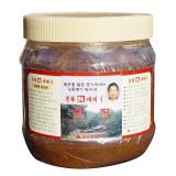 김종례순재래식 된장 1kg  전통 방식 메주 토종 장 무방부제 국산콩 100%