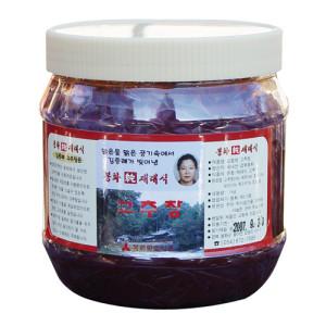 김종례순재래식 고추장 1kg