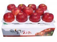 초록빛농원 홍로 1호 5kg (10-15과)  ▶10+1 덤행사 26일발송예정