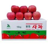 [초록빛농원] 산사과부사 5호[선물용3] 10kg (34~37과)