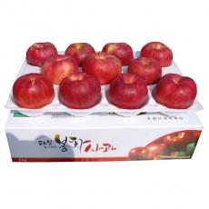 초록빛농원 홍로 5호 10kg (34-37과) 2020년