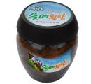 솔메 된장 1kg 전통 방식 메주 토종 장 무방부제 국산콩 100%