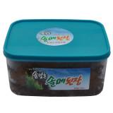 솔메 된장 3kg 전통 방식 메주 토종 장 무방부제 국산콩 100%