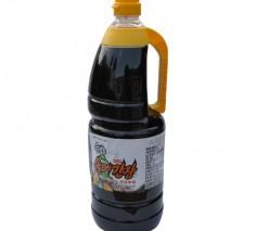 솔메간장 1.8ℓ 재래식 토종 간장 무색소 무방부제 국산콩 100%
