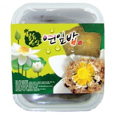 봉화산사 연잎밥 20개[예약주문]