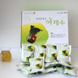 야채수(150ml*100봉) 국내산100%
