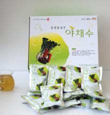 야채수(150ml*270봉) 국산100%[3개월분]