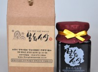 봉화산사 홍도라지 조청 250g