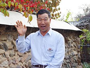 고향농장의 박부교 농장지기
